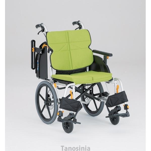ネクストコア-ワイド NEXT-52B HB アルミ製 多機能ワイド自走式車椅子 介護用品 hkz