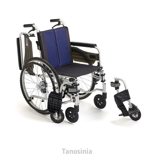 自走式車いす イージースルー EST-2 / 座幅40 hkz 介護用品