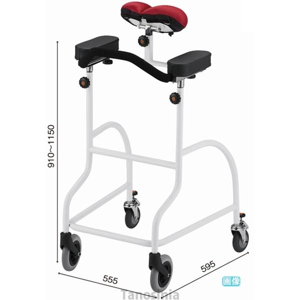 歩行器 介護用品 アルコー キープ 星光医療器製作所 100627 hkz 静音 歩行車 リハビリ 高齢者用