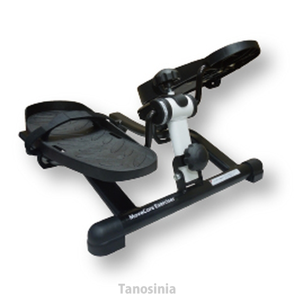 ムーブコアエクササイザー リハビリトレーニング エアロバイク ステッパー シニア 高齢者 足腰 エクササイズ ダイエット
