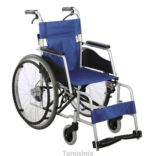 G style J-101 車椅子 自走型 軽量アルミ コンパクト hkz 介護用品