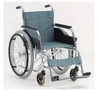 スチール自走車いす hkz 介護用品