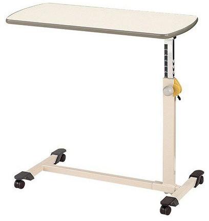 ベッドサイドテーブル ノブボルト式 KF-282 介護用品 介護用