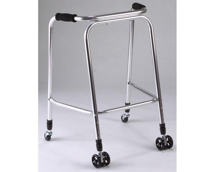 歩行器 介護 Uラインウォーカー AL-126 hkz リハビリ 歩行補助 高齢者用