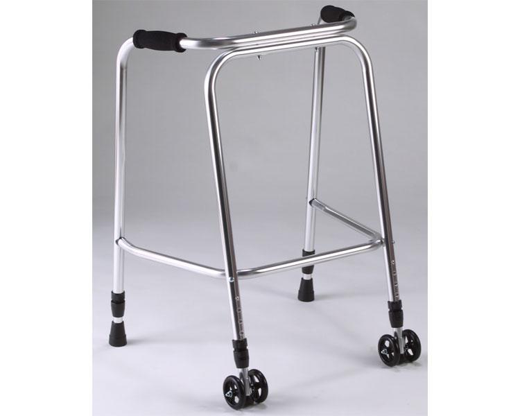 歩行器 介護 Uラインウォーカー AL-126A hkz リハビリ 歩行補助 高齢者用