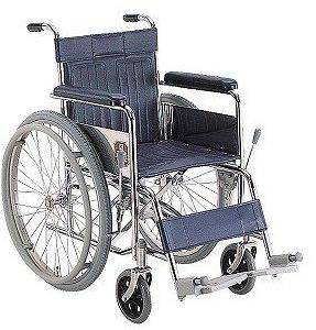 スチール自走用車いす KR801N hkz 介護用品