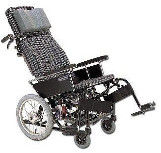 介助用ティルティング&リクライニング車椅子 KX16-42N モジュールタイプ hkz 介護用品