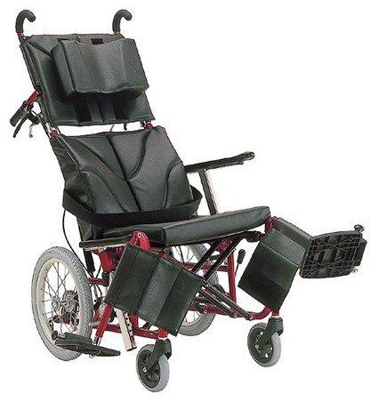 ティルティング&リクライニング車椅子 ぴったりフィット KPF16-40・42 hkz 介護用品