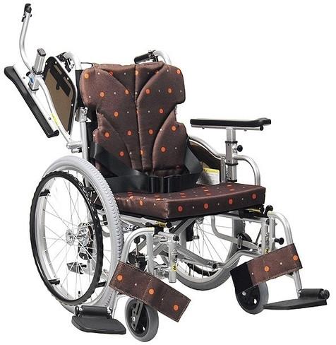 自走用車椅子 低床型簡易モジュール KZ20-38・40・42-SL 超低床タイプ hkz 介護用品