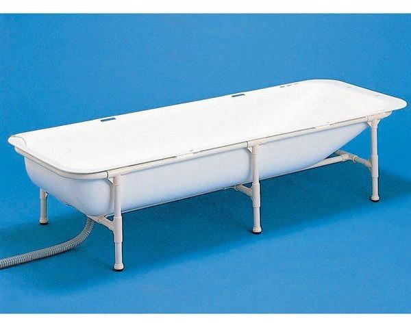 介護浴槽湯った~り2 和室用低床すみれ TNN-AL 介護用品