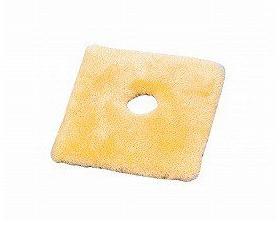 ナーシングラッグ 角座薄型 NR-21 シープスキン 体位変換用クッション 床ずれ予防 体圧分散 蓐瘡予防 介護用品