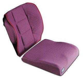 車いすクッション FC-2 背・座セット 車椅子 介護用品