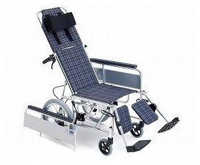 介助用リクライニング車いす M-1シリーズ hkz 介護用品