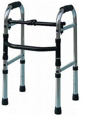 歩行器 介護 ミニフレームウォーカー固定型 WFM-4262 リハビリ 歩行補助 高齢者用 hkz