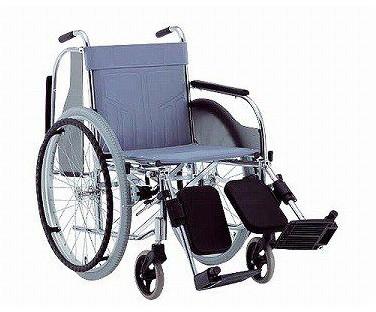 スチール自走用車いす CM-220 エレベーティングタイプ hkz 介護用品