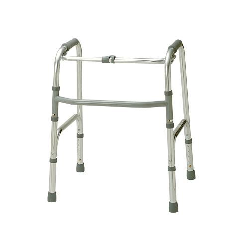 固定式歩行器 折りたたみ SSタイプ コンパクト リハビリ 歩行補助 高齢者用 介護用品 hkz