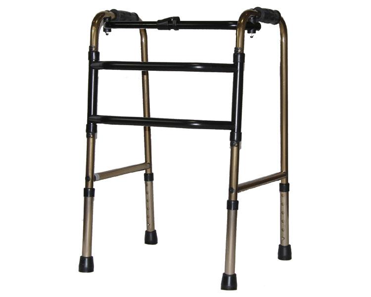 折りたたみ コンパクト 交互型 歩行器 C2023 アクションジャパン hkz リハビリ 歩行補助 高齢者用 介護用品