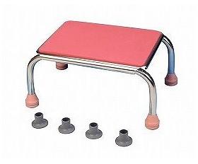 ガッチリ踏み台吸盤付き FIC004R 風呂椅子 風呂いす 浴槽台 浴槽内 踏み台 椅子 腰掛け 腰かけ 入浴