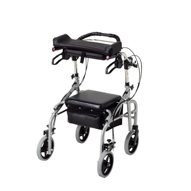 歩行器 介護 歩行補助車 ラビット WA-3 歩行車 リハビリ 歩行補助 高齢者用 hkz