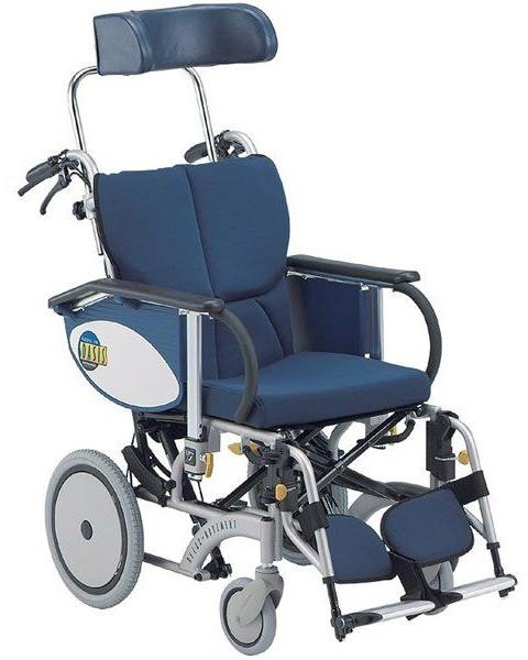 ティルティング&リクライニング車椅子 オアシス OS-12TR hkz 介護用品