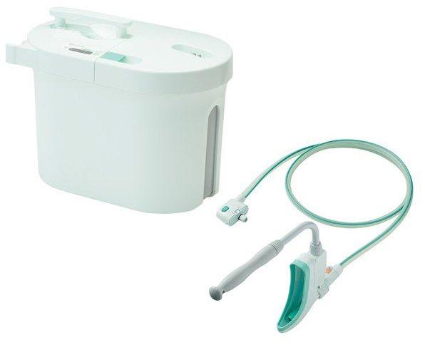 自動採尿器 スカットクリーン 女性用セット 本体+女性用レシーバー KW65WSパラマウントベッド hkz 介護用品