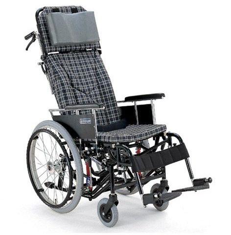 自走用ティルティング&リクライニング車椅子 KX22-42N モジュールタイプ hkz 介護用品