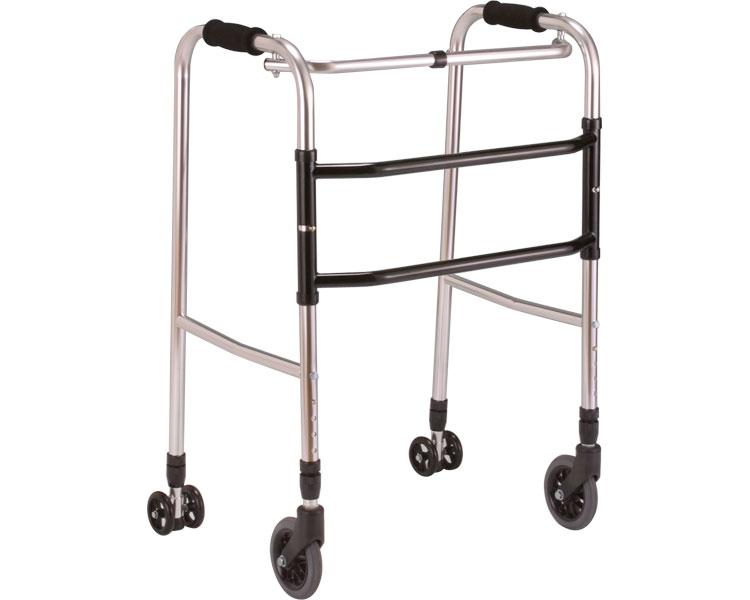 交互歩行器 折りたたみ型 AL-101 リハビリ 歩行補助 高齢者用 hkz 介護用品