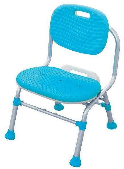 Nursing care bath chair ??????????? folding SC03 Kowa mill shower bench shower chair welfare tool mail order with the elbow restless back  sc 1 st  Rakuten & TANOSINIA Rakuten Ichiba Shop | Rakuten Global Market: Nursing care ...
