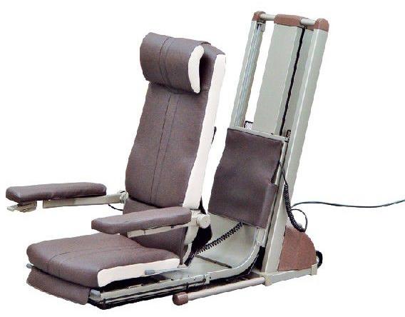 電動昇降座椅子 独立宣言暖らん DSDAR 電動昇降椅子 電動昇降イス 立ち上がり補助いす