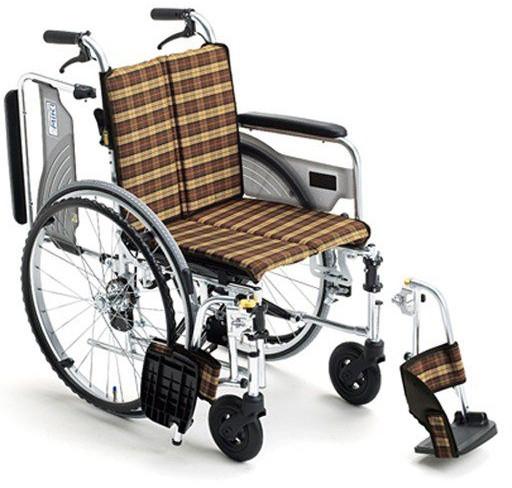 自走式車いす スキット4 SKT-4 hkz 介護用品