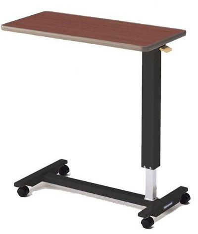 ベッドサイドテーブル ノブボルト式 K-4100M 介護用品 介護用