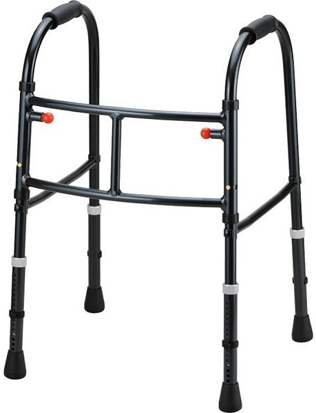 歩行器 Mgウォーカー II型 固定式 田辺プレス リハビリ 歩行補助 高齢者用 hkz