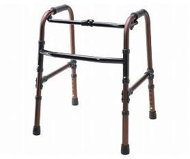 歩行器 固定型 超低床固定式歩行器 ホームタイプ 介護用品 リハビリ 歩行補助 高齢者用 hkz