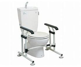 トイレ用手すり ステンレス製トイレアシスト KT-200SA 介護用品