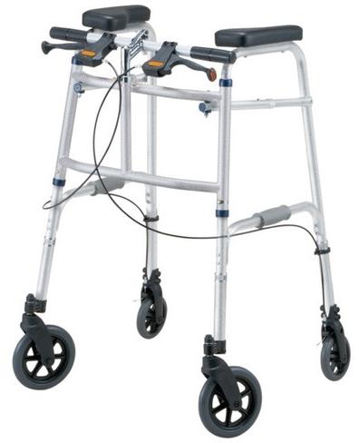 セーフティーアームUタイプウォーカー SAUJ 歩行器 リハビリ 歩行補助 高齢者用 hkz 介護用品