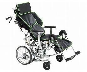リクライニング車椅子 NEXTROLLER spII ネクストローラー シルバーパッケージ2 hkz