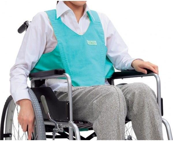 車いす用ワンタッチベルト キーパー2 キーパーII リバーシブル 葛城織 車椅子
