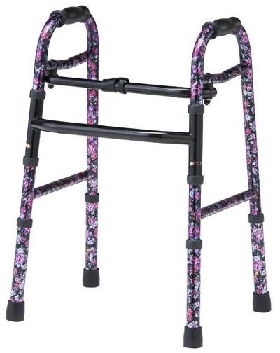 歩行器 介護 アルコー5型 固定歩行器 リハビリ 歩行車 歩行補助 高齢者用 hkz