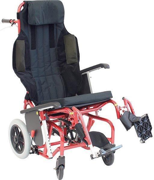 リクライニング車いす えみーごII エレベーティング仕様 SEB40-2-R emigo2 hkz 介護用品