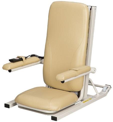 電動昇降座椅子 960-10-01-01 電動昇降イス 立ち上がり補助いす 起立補助イス