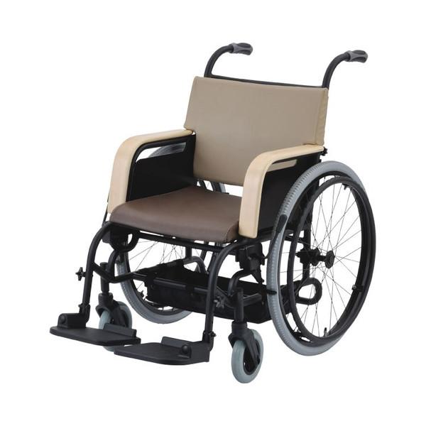 アルミ自走車いす アシスタイースI 202060AA hkz