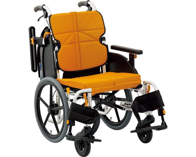 ネクストコア・ミニモ 介助用車いす NEXT-60B 座幅40cm 車椅子 介護用品 hkz
