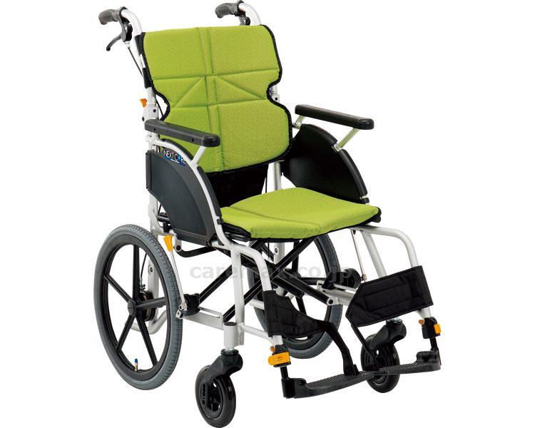 ネクストコア グラン 介助用車いす NEXT-22B 座幅42cm 車椅子 介護用品 hkz