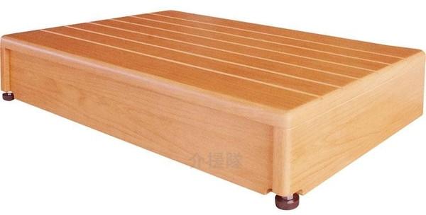 玄関台木製60W-40 介護用品