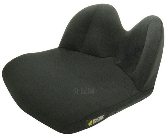 車いす用クッション モニートREHA / MOR01-BK1 車椅子 介護用品