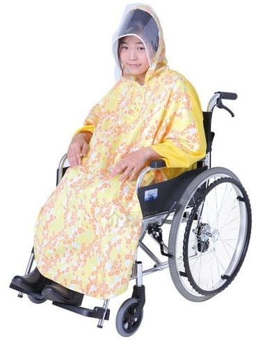 きらら 車椅子用レインコート 車いす 介護用品
