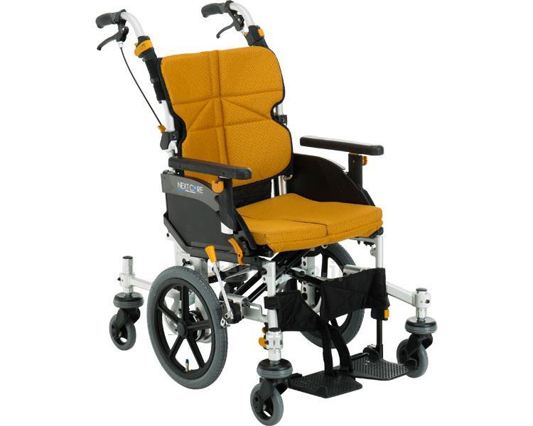 ネクストコア・くるり 介助用車いす NEXT-80B 座幅40cm 車椅子 介護用品 hkz