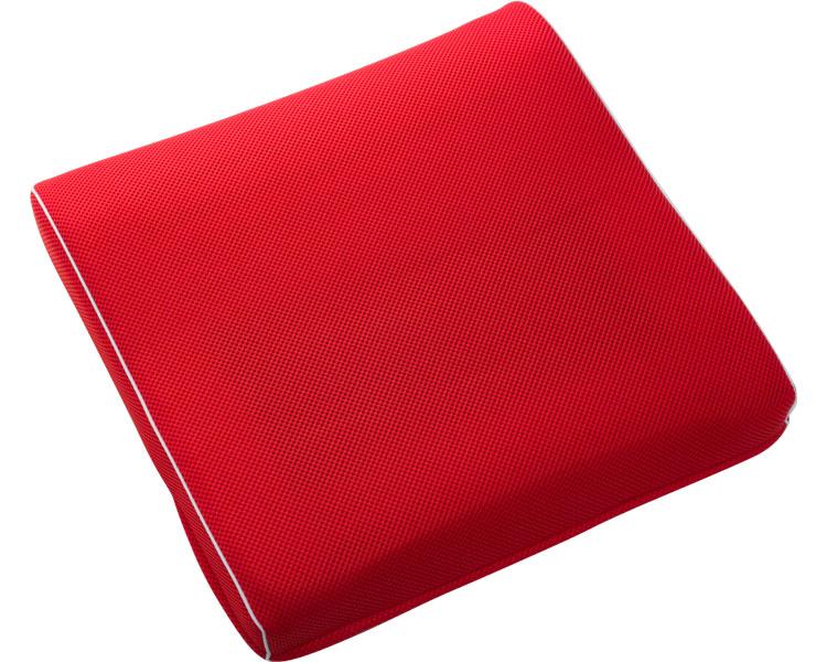 グッドフィーリングクッション レッド 車椅子 介護用品