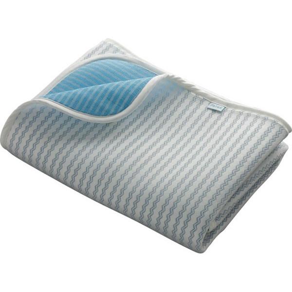 サラフ クールパッドS ダブル 140×205cm 冷感パッド ベッドパッド