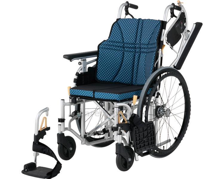 アルミ自走車いす ウルトラ NA-U7 日進医療器 hkz